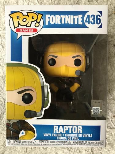 funko pop raptor fortnite 436