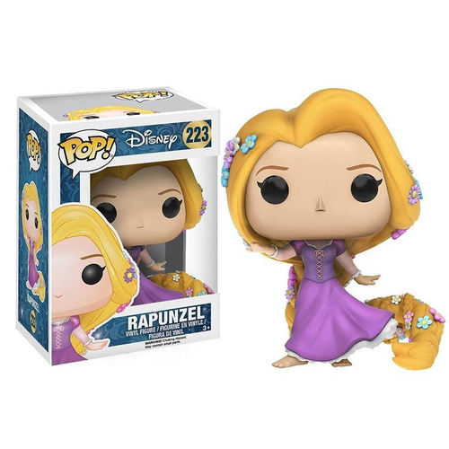 funko pop rapunzel disney