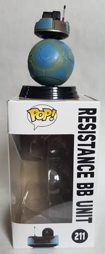 funko pop resistance bb unit star wars