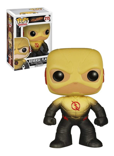 funko pop reverse flash 215 - flash