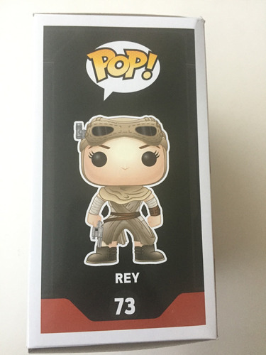 funko pop rey c gogles pistola star wars exclusivo force