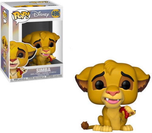 funko pop rey leon disney simba