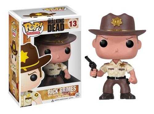 funko pop rick grimes 13 - the walking dead