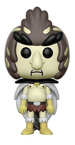 funko pop! rick & morty: birdperson         magic4ever