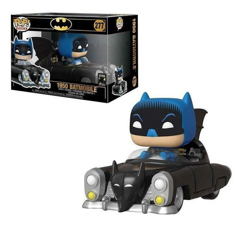 funko pop rides batman 80th - 1950 batmobile