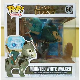 Funko Pop! Rides Game Of Thrones White Walker No Cavalo #60