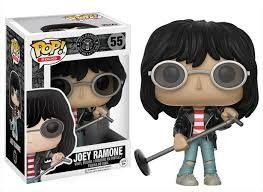 funko pop! rock joey ramone  m y f toys