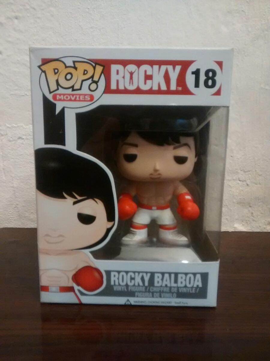 Funko Pop Rocky Balboa 220000 En Mercado Libre