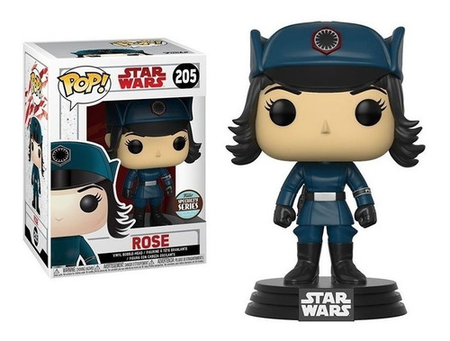 funko pop rose #205 - star wars - specialty series exclusive