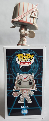 funko pop sark glow in the dark tron disney