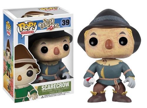 funko pop scarecrow espantapajaros the wizard of oz mago oz