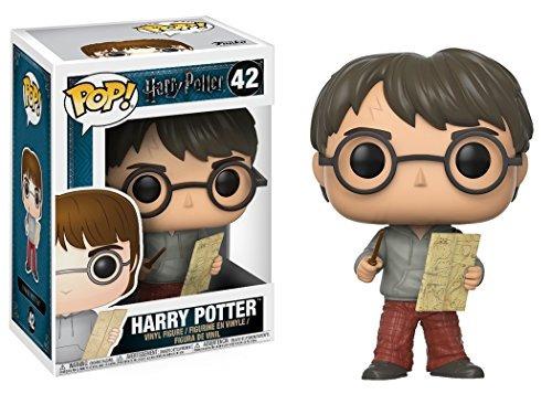 funko pop series 4-harry potter w /marauders map, hermione