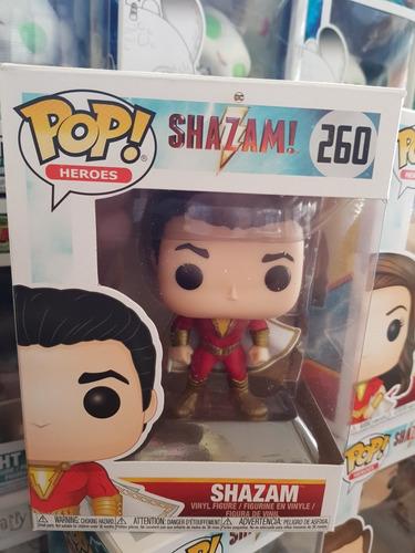 funko pop shazam! #260 local la plata