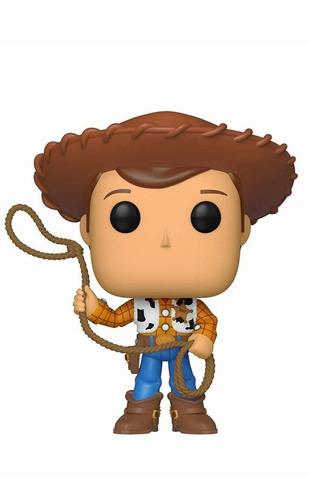 funko pop - sheriff woody - toy story 4 - disney oficial
