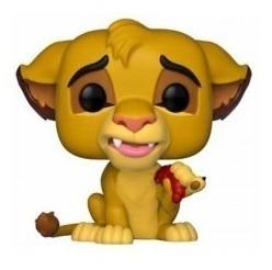funko pop simba 496 el rey leon disney