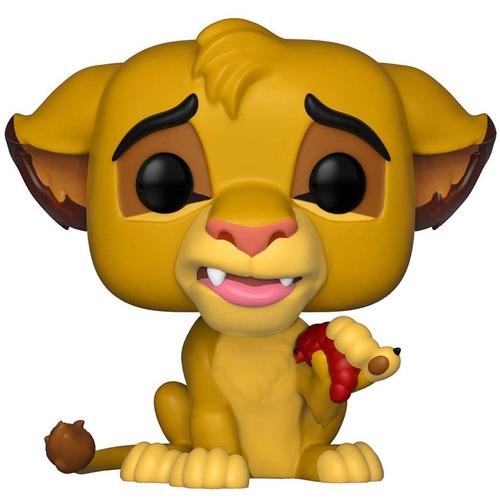funko pop simba #496 rey leon disney jugueterialeon
