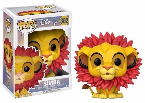 funko pop simba rey león disney rafiki