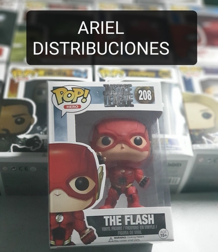 funko pop simil.marvel. ariel distribuciones