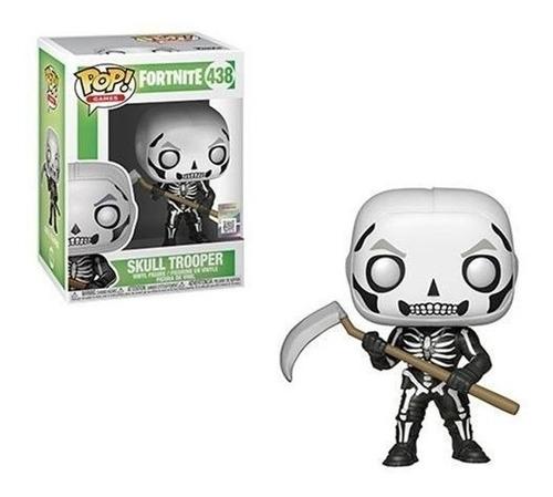 funko pop skull trooper 438 - fortnite -  original nuevo