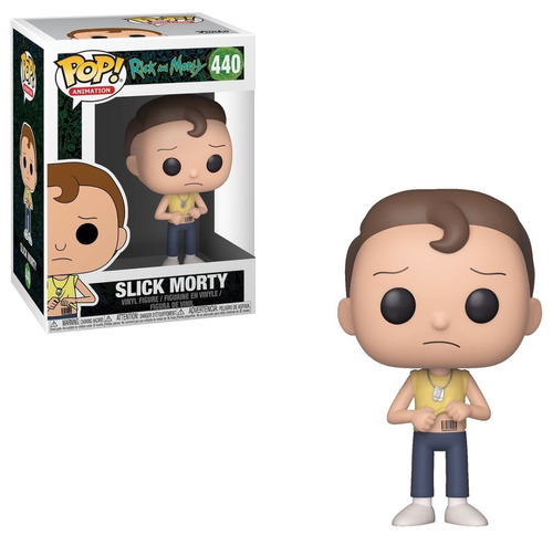 funko pop slick morty 440 - rick and morty
