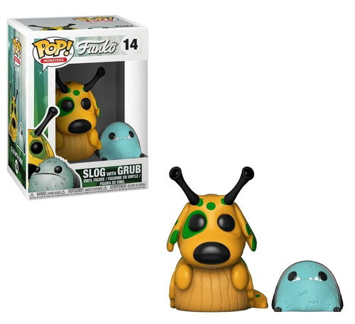 funko pop slog with grub 14 - wetmore forest