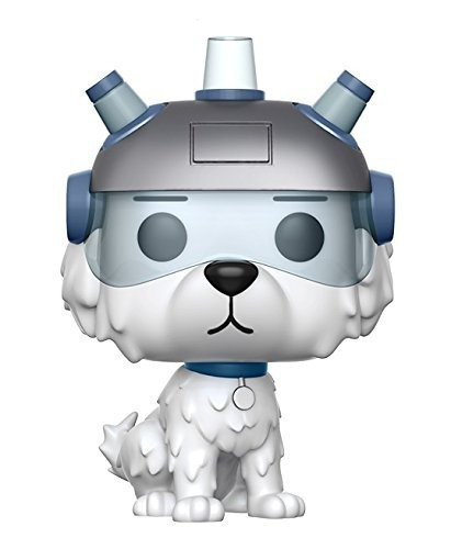 funko pop snowball (rick and morty) 178