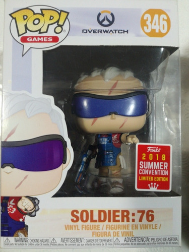 funko pop soldier 76 overwatch