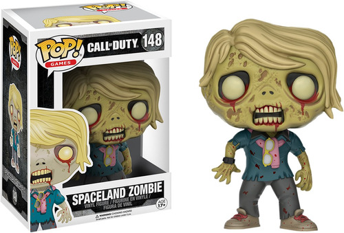 funko pop spaceland zombie call of duty figure preventa xcl