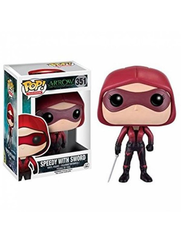 funko pop - speedy
