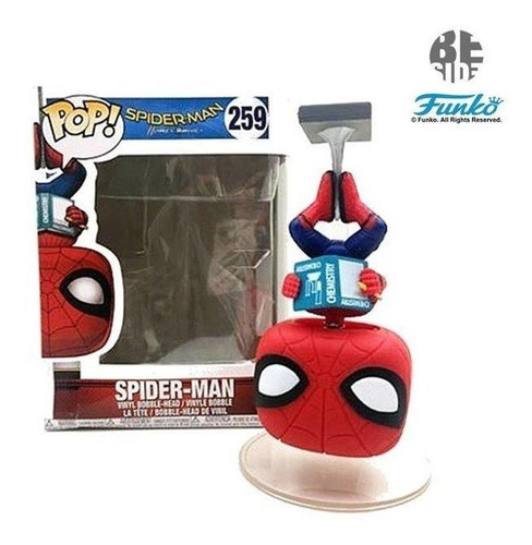 funko pop spider man far from home #259