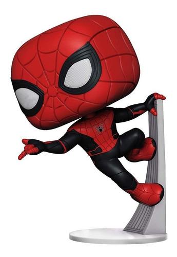 funko pop spider-man in upgraded suit