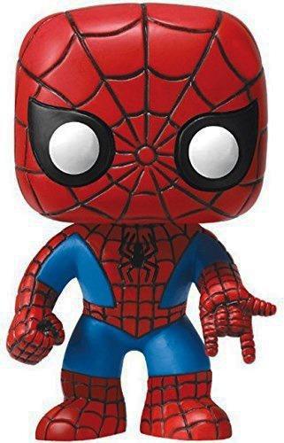 funko pop spiderman #03 marvel jugueterialeon
