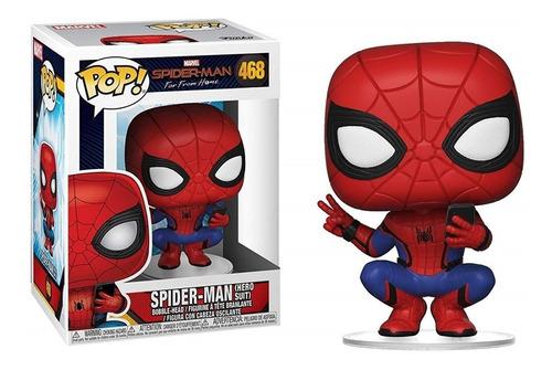 funko pop spiderman far from home # 468 * local balvanera