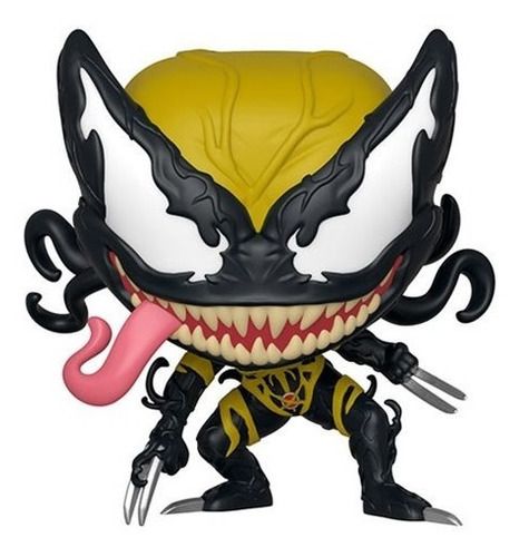 funko pop - spiderman - groot - x 23 - venom -  wolverine