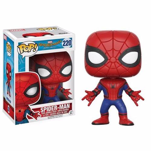 funko pop  - spiderman - home coming - 100% original nuevo!