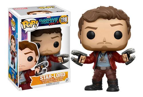funko pop star lord y rocket guardianes de la galaxia