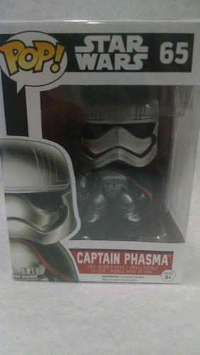 funko pop star wars captain phasma