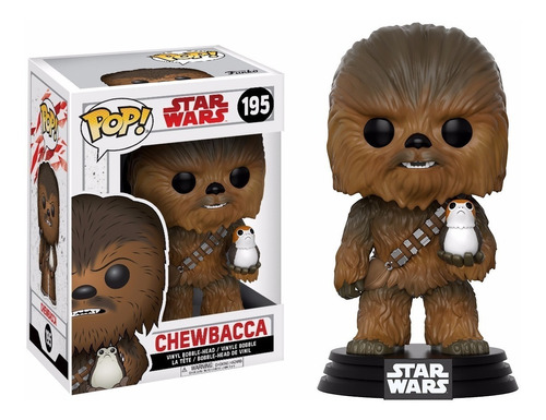 funko pop star wars chewbacca 195 pata´s games & toys
