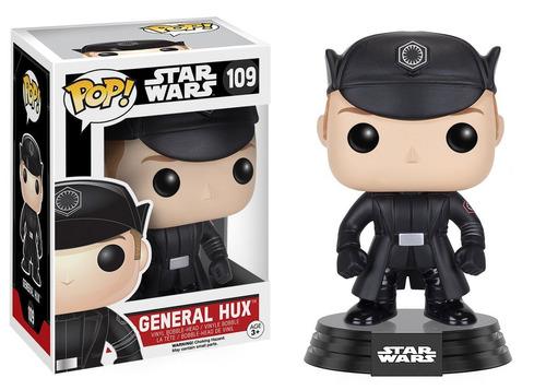 funko pop! star wars - general hux #109 - bobble-head