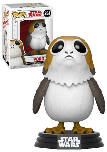 funko pop star wars porg # 261 mf