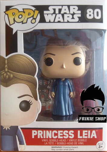 funko pop: star wars - princess leia #80