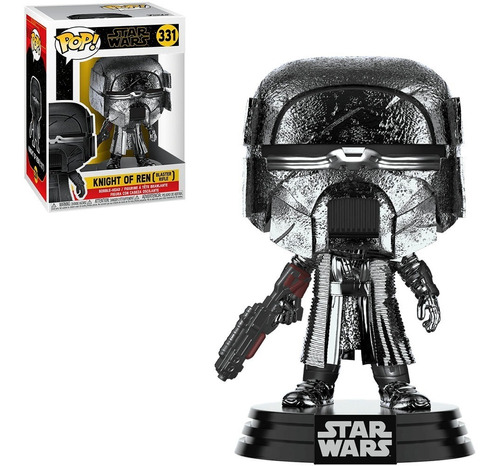 funko pop star wars: rise of skywalker - knight of ren #331