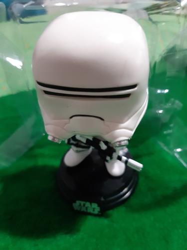 funko pop star wars rogue one trooper sin caja 11cm