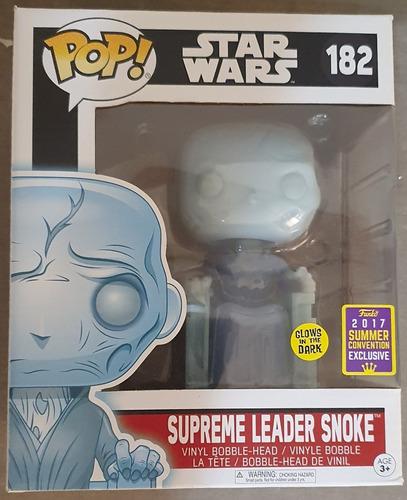 funko pop star wars supreme leader snoke
