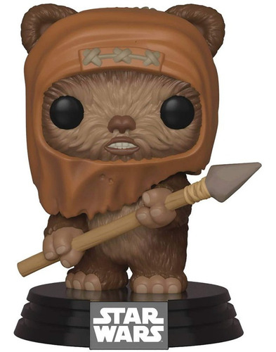 funko pop! star wars wicket w. warrick 290 original