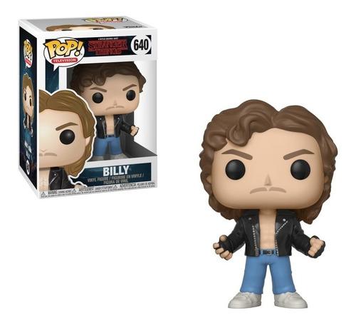 funko pop! stranger things: billy #640