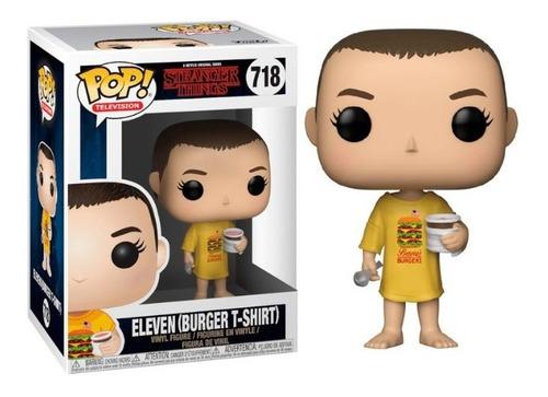 funko pop! stranger things eleven burger t-shirt 718