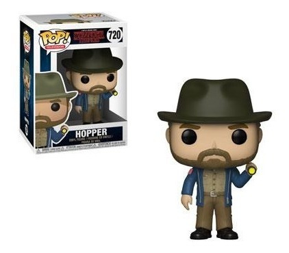 funko pop! - stranger things - hopper - (36039) (720)