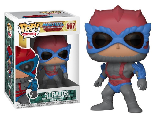funko pop! stratos 567 masters of the universe coleccionable