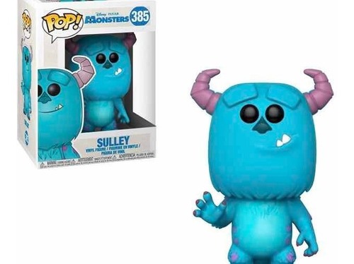 funko pop sulley monsters inc